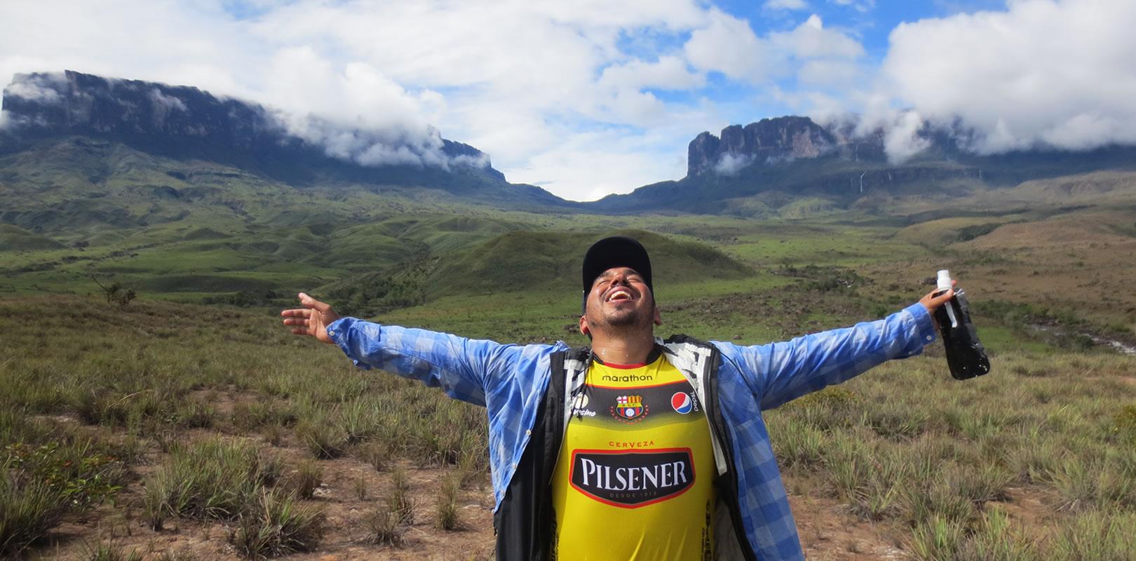 Tepuy Roraima Conquistando el mundo perdido en Venezuela 1