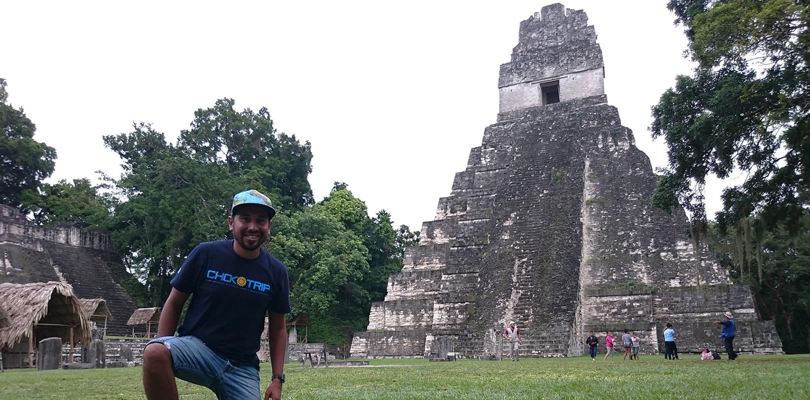 Descubriendo el mundo Maya en Guatemala