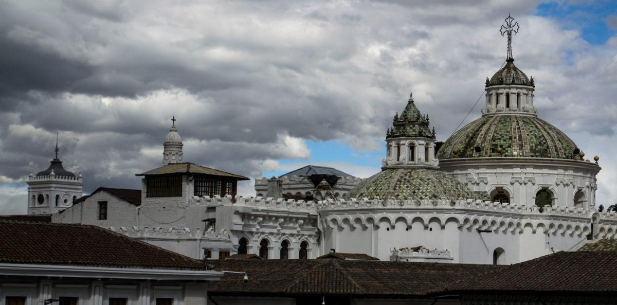 Recorriendo Quito en 24 horas